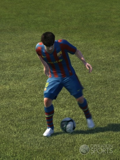 Pro Evolution Soccer 2011 Screenshot #28 for Xbox 360