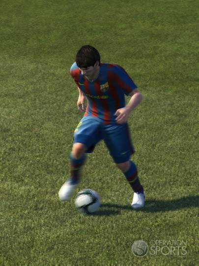Pro Evolution Soccer 2011 Screenshot #29 for Xbox 360