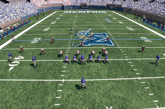 NCAA Football 11 Screenshot #74 for PS3