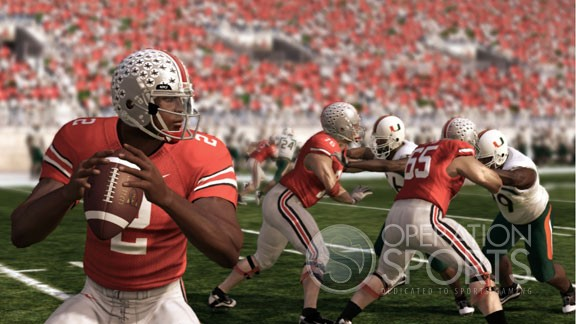 NCAA Football 11 Screenshot #98 for Xbox 360