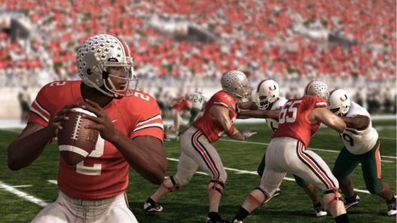 NCAA Football 11 Screenshot #99 for Xbox 360