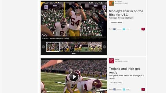 NCAA Football 11 Screenshot #100 for Xbox 360
