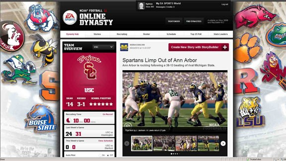 NCAA Football 11 Screenshot #102 for Xbox 360