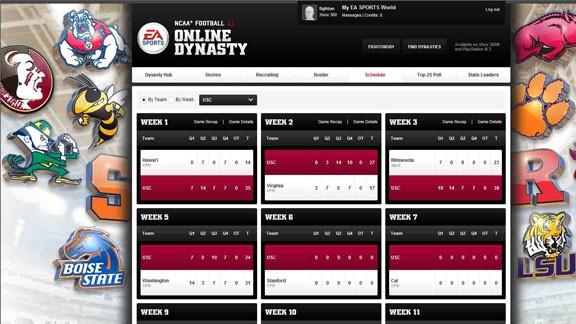 NCAA Football 11 Screenshot #103 for Xbox 360