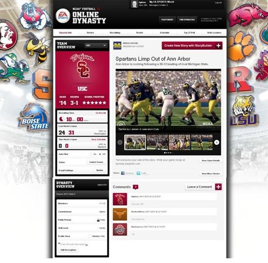 NCAA Football 11 Screenshot #118 for PS3