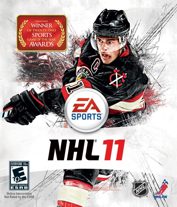 NHL 11 Screenshot #29 for Xbox 360