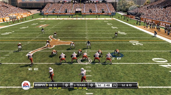 NCAA Football 11 Screenshot #134 for Xbox 360