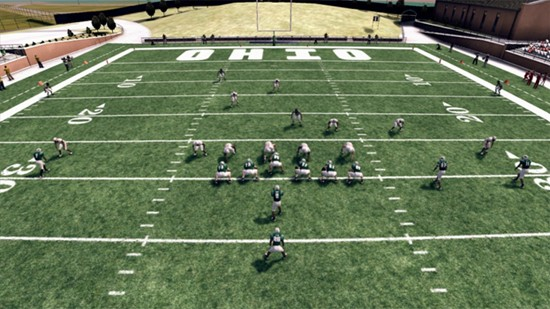 NCAA Football 11 Screenshot #128 for PS3