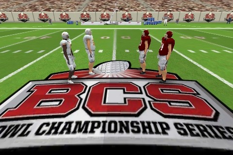 NCAA Football 11 Screenshot #2 for iPhone