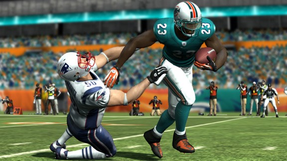 Madden NFL 11 Screenshot #82 for Xbox 360