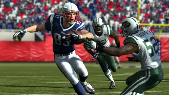Madden NFL 11 Screenshot #83 for Xbox 360