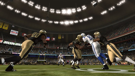 Madden NFL 11 Screenshot #86 for Xbox 360