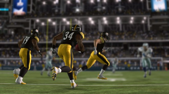 Madden NFL 11 Screenshot #92 for Xbox 360