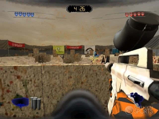Greg Hastings Paintball 2 Screenshot #3 for Wii