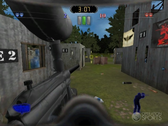 Greg Hastings Paintball 2 Screenshot #5 for Wii