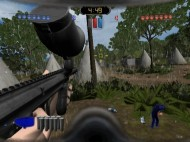 Greg Hastings Paintball 2 screenshot #7 for Wii - Click to view
