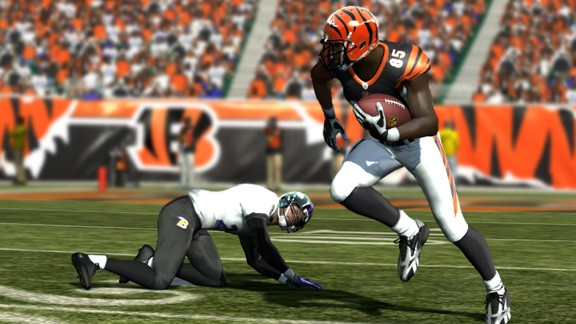 Madden NFL 11 Screenshot #136 for Xbox 360