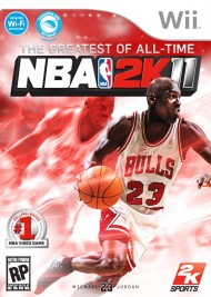 NBA 2K11 screenshot #1 for Wii - Click to view