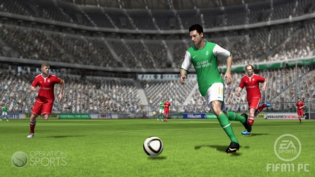 FIFA Soccer 11 Screenshot #1 for PC