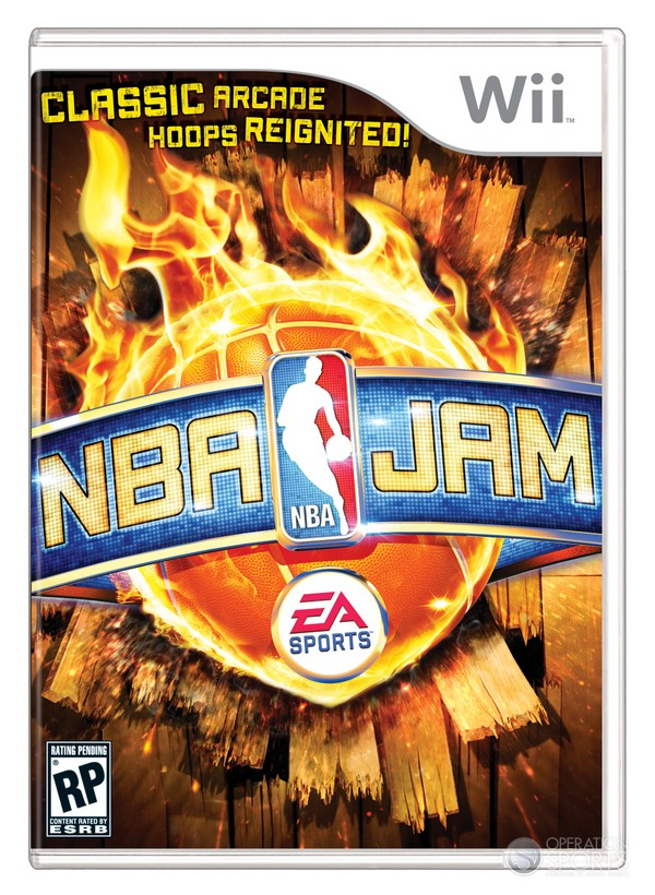 EA Sports NBA JAM Screenshot #8 for Wii