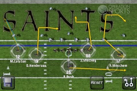 Madden NFL 11 Screenshot #2 for iPhone