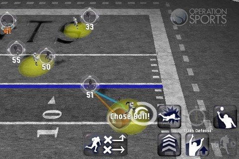 Madden NFL 11 Screenshot #4 for iPhone