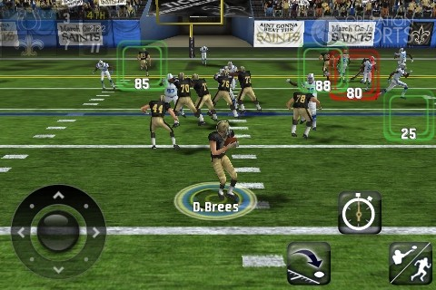Madden NFL 11 Screenshot #6 for iPhone