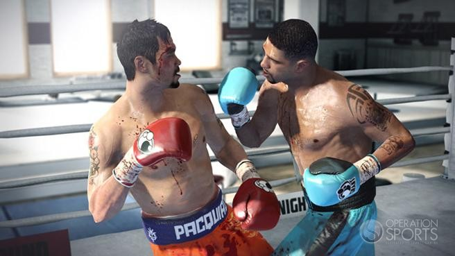 Fight Night Champion Screenshot #3 for Xbox 360