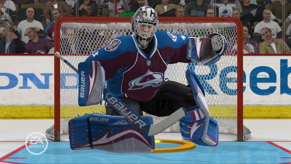 NHL 11 Screenshot #70 for Xbox 360