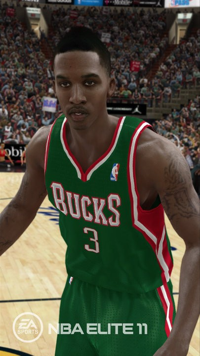 NBA Elite 11 Screenshot #20 for Xbox 360