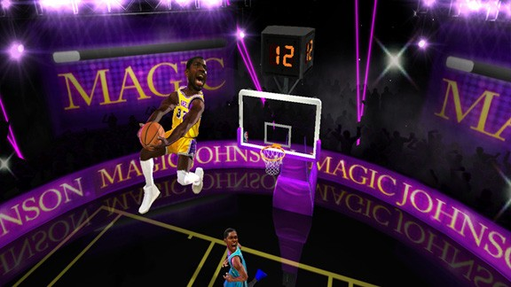 EA Sports NBA JAM Screenshot #13 for Wii