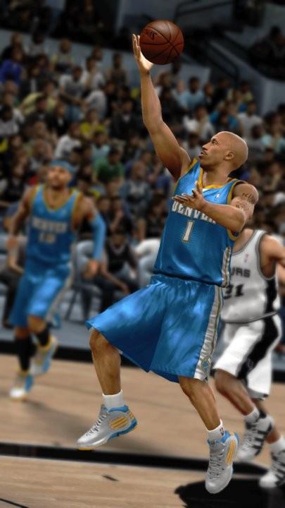 NBA 2K11 Screenshot #15 for Xbox 360