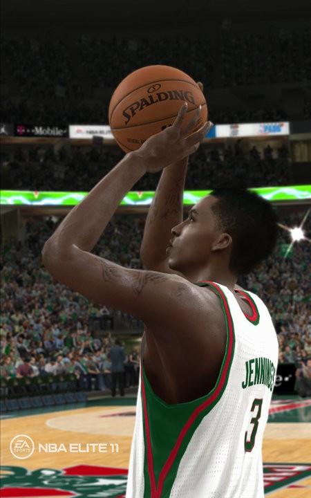NBA Elite 11 Screenshot #25 for Xbox 360