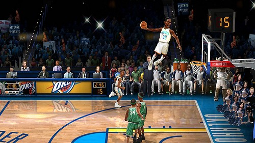 EA Sports NBA JAM Screenshot #1 for Xbox 360
