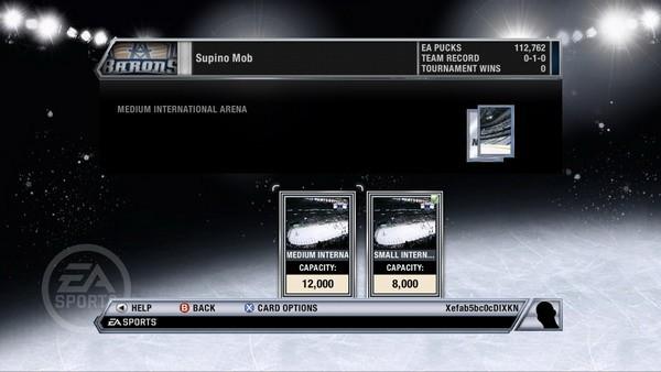 NHL 11 Screenshot #82 for Xbox 360