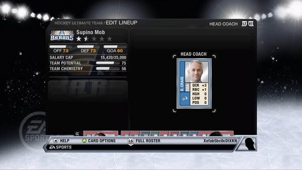 NHL 11 Screenshot #85 for Xbox 360