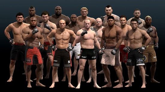 EA Sports MMA Screenshot #62 for Xbox 360