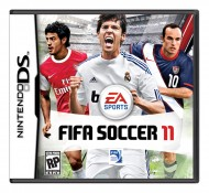 FIFA Soccer 11 screenshot #1 for NDS - Click to view