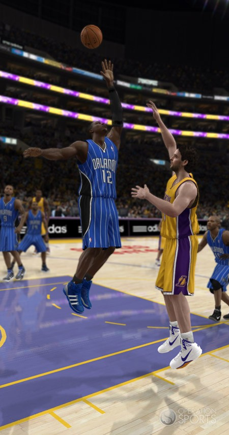 NBA Elite 11 Screenshot #26 for Xbox 360