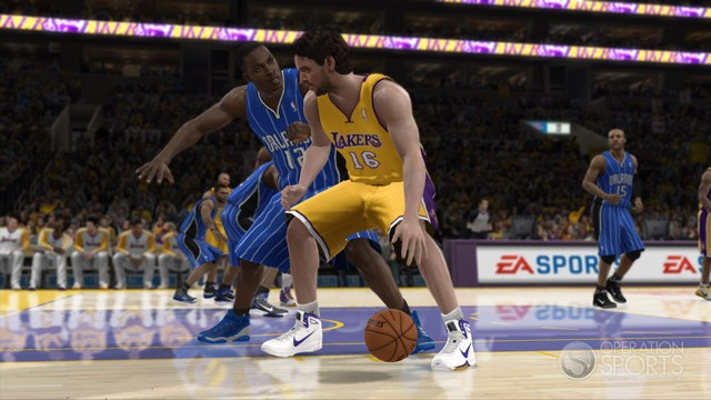 NBA Elite 11 Screenshot #27 for Xbox 360