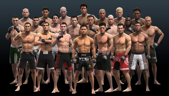 EA Sports MMA Screenshot #78 for Xbox 360