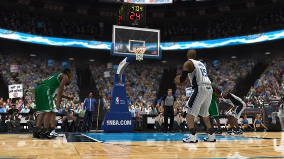 NBA Elite 11 Screenshot #28 for Xbox 360