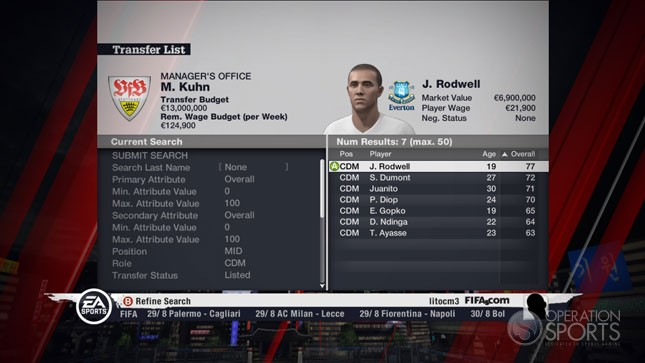 FIFA Soccer 11 Screenshot #42 for Xbox 360