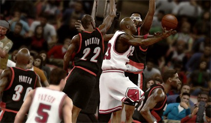 NBA 2K11 Screenshot #65 for Xbox 360