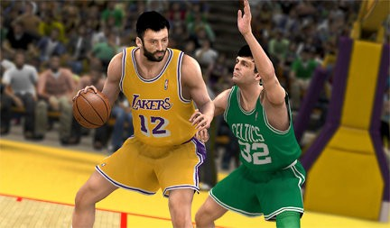 NBA 2K11 Screenshot #66 for Xbox 360