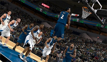 NBA 2K11 Screenshot #70 for Xbox 360