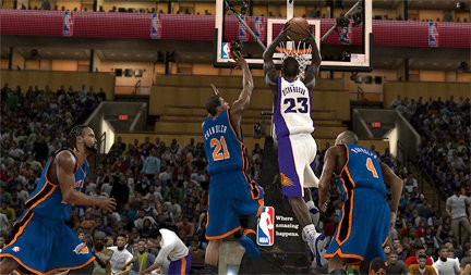 NBA 2K11 Screenshot #71 for Xbox 360