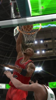 NBA Elite 11 screenshot #41 for Xbox 360 - Click to view