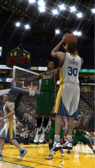 NBA Elite 11 screenshot #44 for Xbox 360 - Click to view