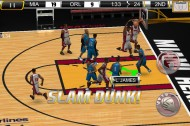 NBA Elite 11 screenshot #4 for iPhone - Click to view